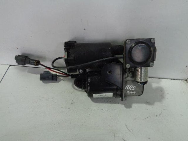 2005 - 2009 RANGE ROVER SPORT L320 AIR SUSPENSION COMPRESSOR HITACHI #02108