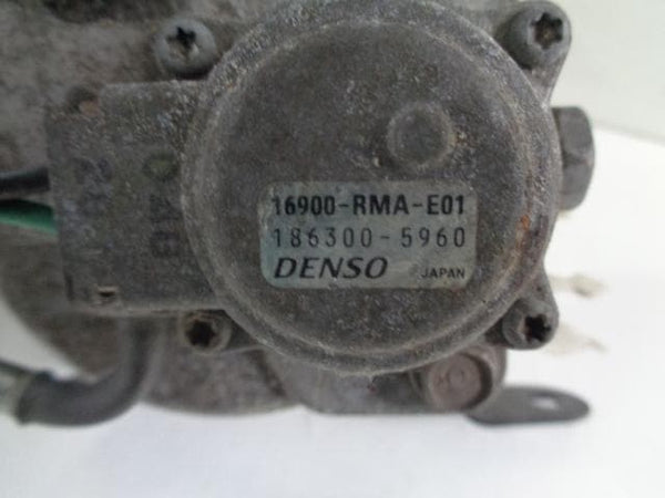 2002 - 2006 HONDA CR-V 2.2 CDTI DIESEL FUEL FILTER HOUSING 16900-RMA-E01