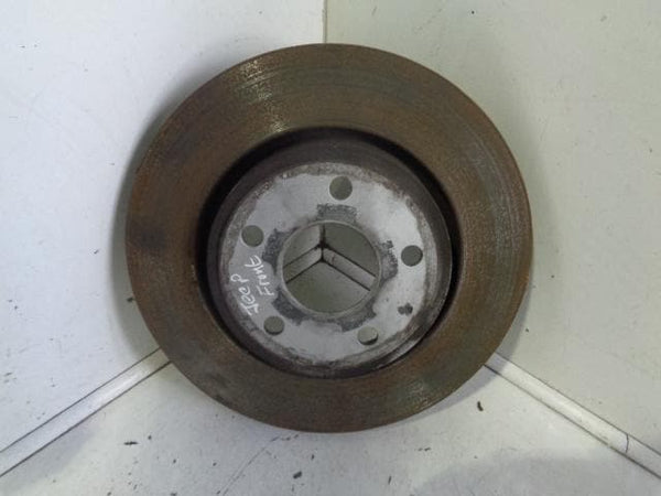 2005 - 2010 JEEP GRAND CHEROKEE WK FRONT BRAKE DISC