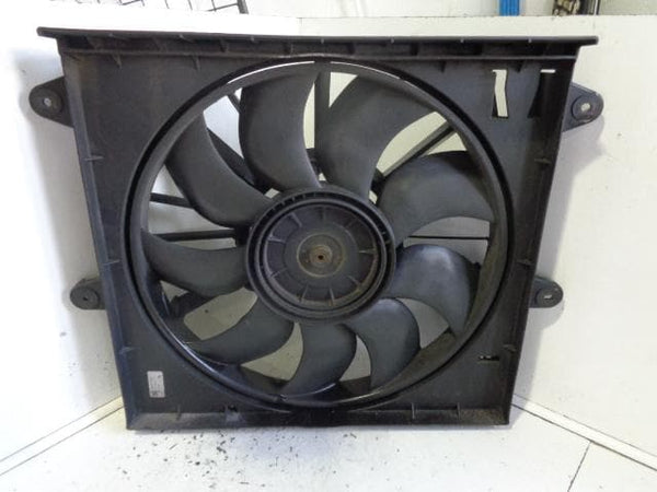2005 - 2010 JEEP GRAND CHEROKEE WK 3.0 CRD HYDRO COOLING FAN UNIT 55116955AC