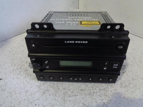 Freelander 1 Stereo CD Player Radio Head Unit VUX500200 Facelift (04-06) #B04049