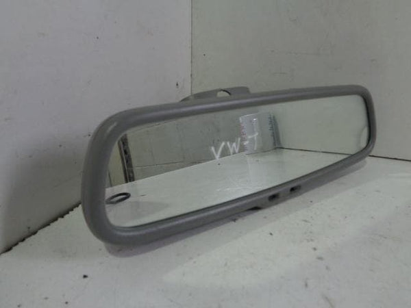 2002 - 2007 VOLKSWAGEN VW TOUAREG 7L REAR VIEW INTERIOR MIRROR BEIGE #04108