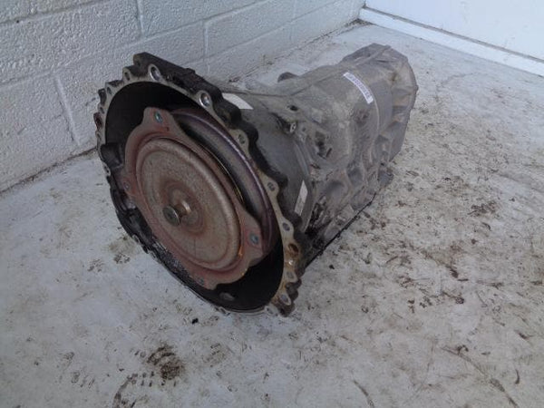 Automatic Gearbox and Torque Converter Land Rover Discovery 3 2.7 TDV6 K07040