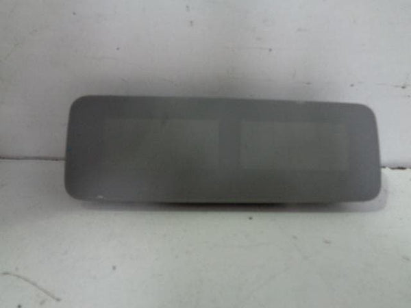 2002 - 2007 VOLKSWAGEN TOUAREG 7L REAR PARKING ASSIST DISPLAY 3D09194736C3