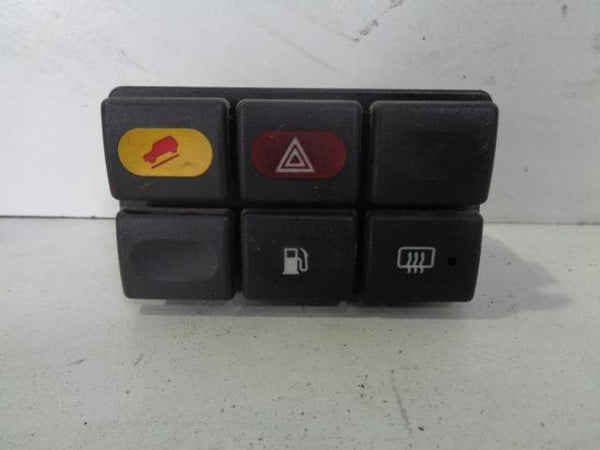 1998 - 2002 LAND ROVER DISCOVERY 2 DASH SWITCH PACK HDC SCREEN FUEL HAZARD