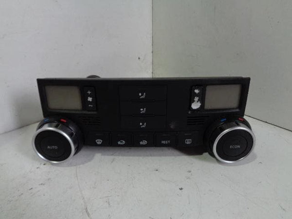 2002 - 2007 VW TOUAREG 7L AIR CON / HEATER CONTROL PANEL 7L6 907 040 L #04108