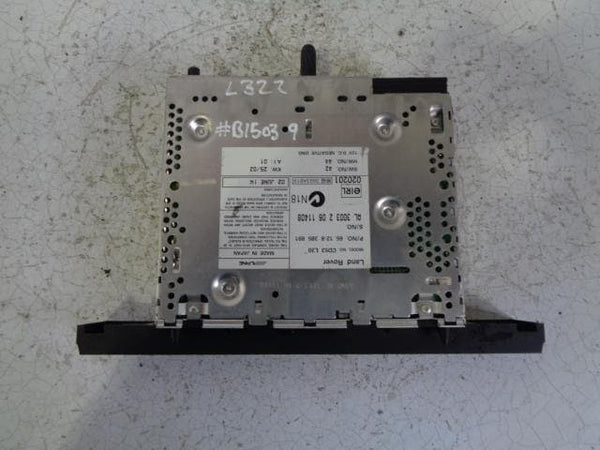 Range Rover L322 CD Player 65.12-8385891 (2002-2006) #B15039