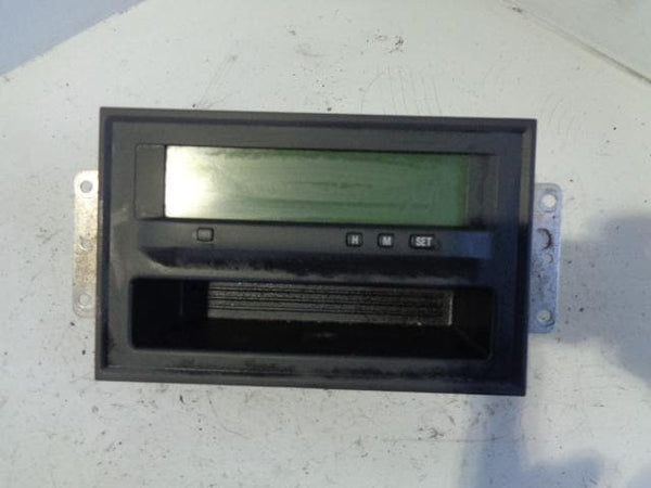 Mitsubishi Shogun Digital Dashboard Clock MR532881 1999 to 2006