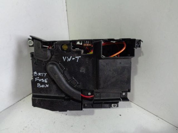 2002 - 2007 VOLKSWAGEN TOUAREG 7L BATTERY FUSE BOX 0515376060 #04108