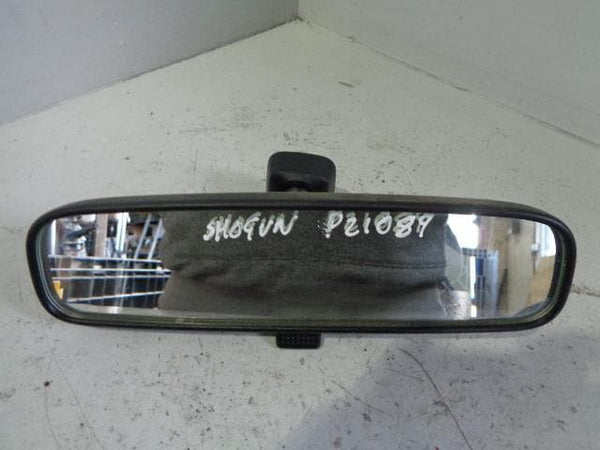 Mitsubishi Shogun Interior Rear View Mirror Mk4 2006 to 2018 P21089