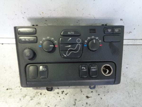 2002 - 2006 VOLVO XC90 HEATER CONTROL PANEL DUAL CLIMATE 8697137