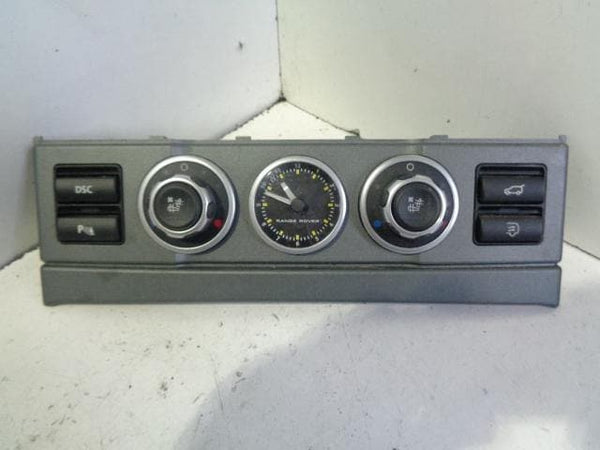 Range Rover L322 Front Heated Seats Control Panel (2006-2010) #B11128