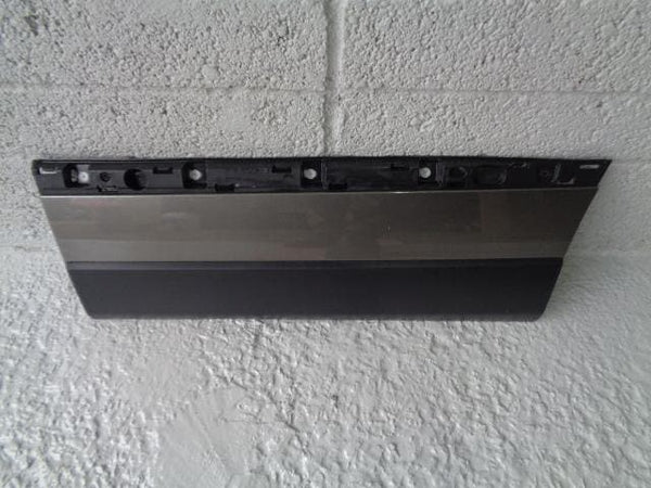 Range Rover L405 Door Trim Lower Near Side Rear Silicon Silver #TLR
