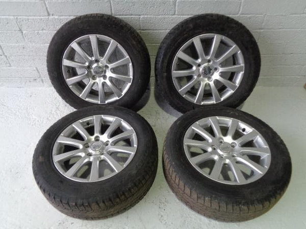 Jeep Grand Cherokee Alloy Wheels And Tyres x4 245/60R18 Wk #06128