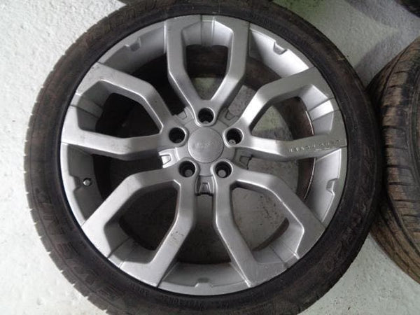 "Range Rover L405 4X 20"" Alloy Wheels And Tyres 275/40ZR20 #06128"