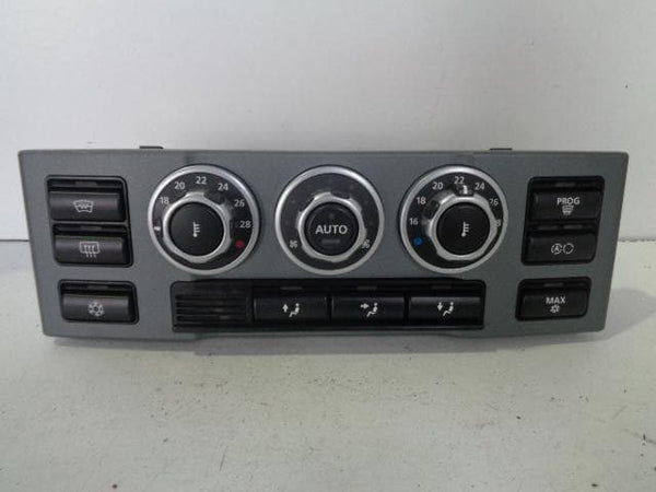 2006 - 2010 RANGE ROVER L322 CLIMATE HEATER CONTROL PANEL 7H4218D679DB 2009