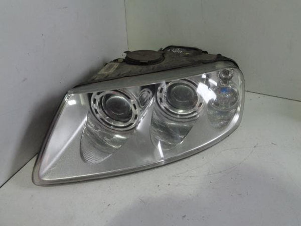 2002 - 07 VOLKSWAGEN TOUAREG 7L NEAR SIDE XENON HEADLIGHT 7L6941015BL  #04108