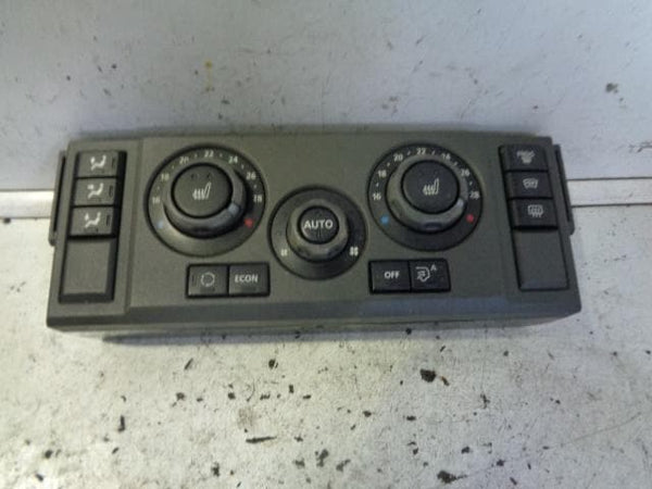 2004 - 2009 LAND ROVER DISCOVERY 3 HSE HEATER CONTROL PANEL JFC000687WUX XXX