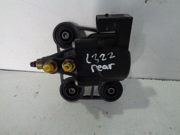 2002 - 2006 RANGE ROVER L322 AIR SUSPENSION REAR CROSS OVER VALVE #LHD