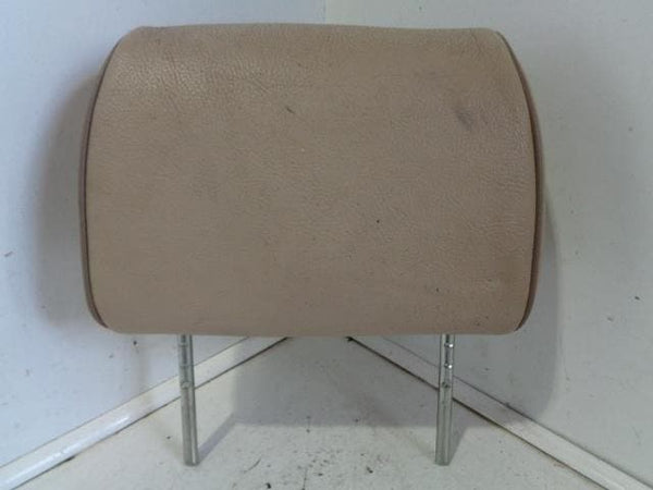 1998 - 2004 LAND ROVER DISCOVERY 2 FRONT HEAD REST IN BEIGE LEATHER
