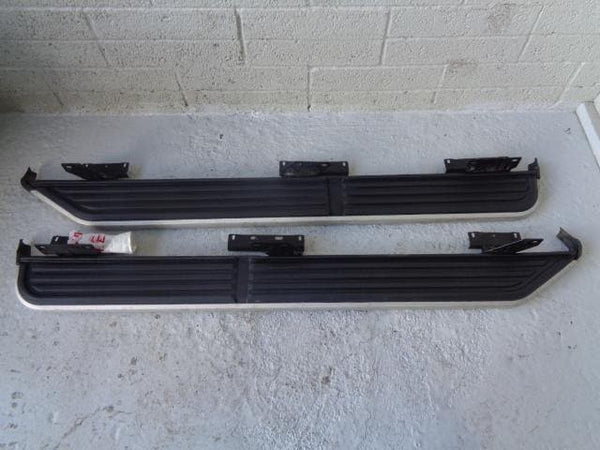 Discovery 3 Side Steps Running Boards Pair Of Land Rover (2004-2009) #K17019
