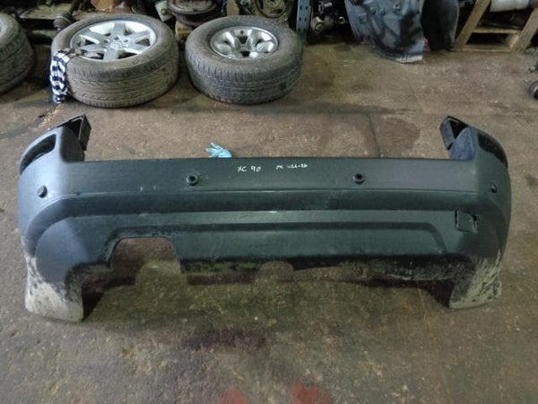 Volvo XC90 Rear Bumper Complete With Parking Sensors (2002-2006) #0503