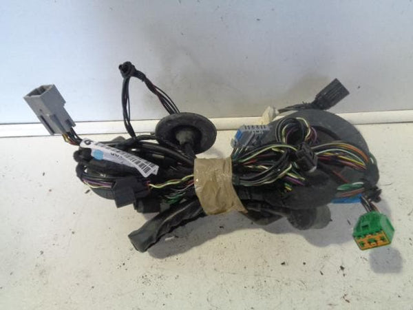 2004 - 2009 LAND ROVER DISCOVERY 3 NEAR SIDE FRONT DOOR WIRING LOOM YMM502112C