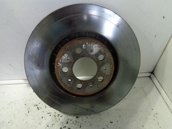 2002 - 2006 VOLVO XC90 OFF SIDE FRONT BRAKE DISC