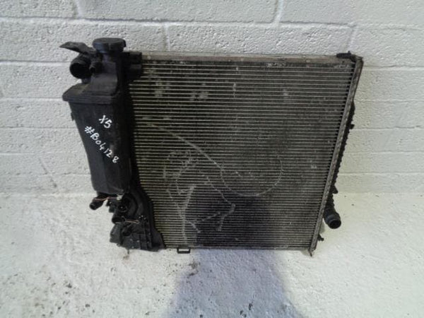 BMW X5 Radiator Engine Cooling E53 Facelift 3.0 Diesel (2004-2006) #B04128