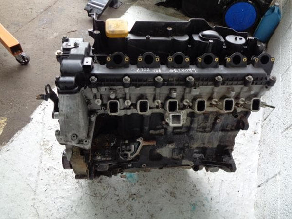 Range Rover L322 TD6 Engine M57 3.0 Diesel With Injector Pump 77k B28089