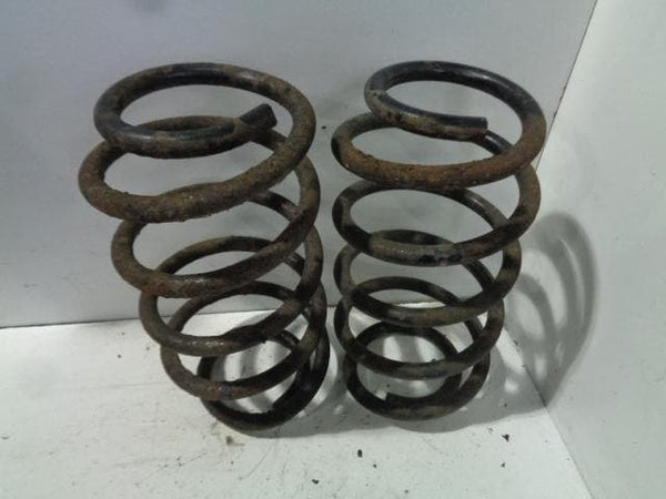 Jeep Grand Cherokee Coil Springs Pair Of 3.0 CRD WK (2005-2010) #S22118