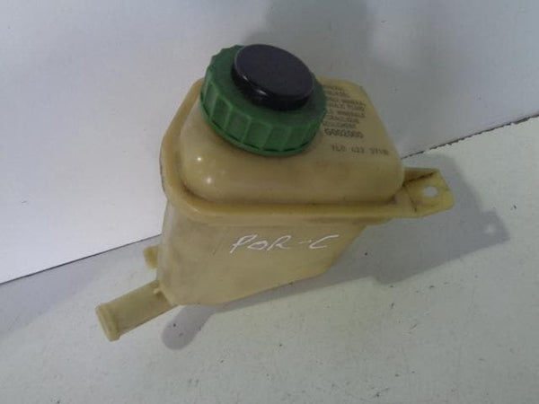 2003 - 2007 PORSCHE CAYENNE 955 POWER STEERING FLUID TANK 7L0422371B
