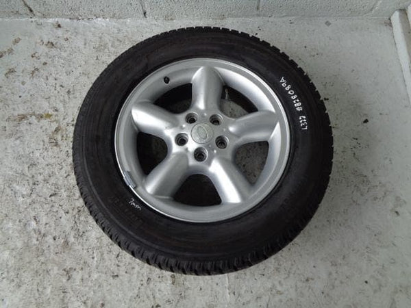 "Range Rover L322 Alloy Wheel And Tyre 18"" Single Spare 255/60R18 B28089A XXX"