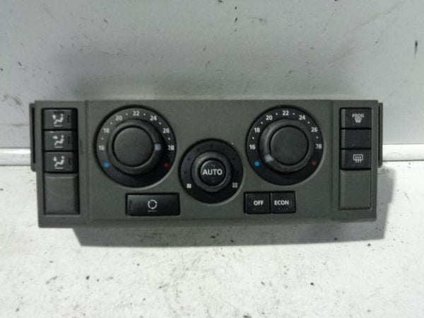 2004 - 2009 LAND ROVER DISCOVERY 3 HEATER CONTROL PANEL JFC000617WUX