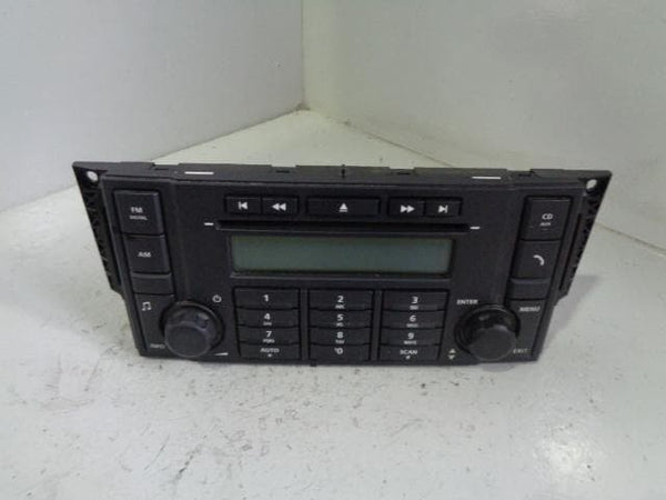 Freelander 2 Radio Head Unit Stereo 6H52 18845 AC Land Rover 2006 to 2011