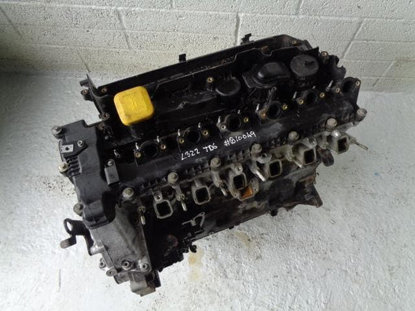Range Rover TD6 Engine L322 M57 3.0 Diesel With Injector Pump (2002-2006) #B1004