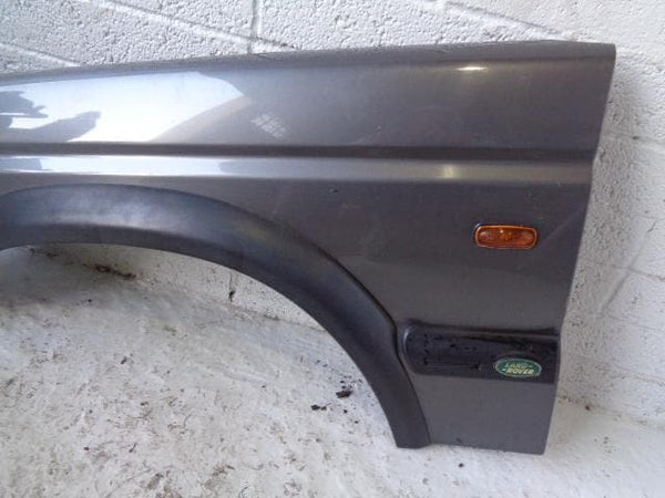 Discovery 2 Front Wing Near Side Bonatti Grey 659 Land Rover 2002 to 2004 B05129