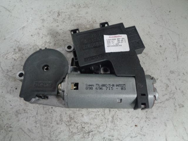 Range Rover L322 Electric Sunroof Motor 67 61 6 910 154 2002 to 2009