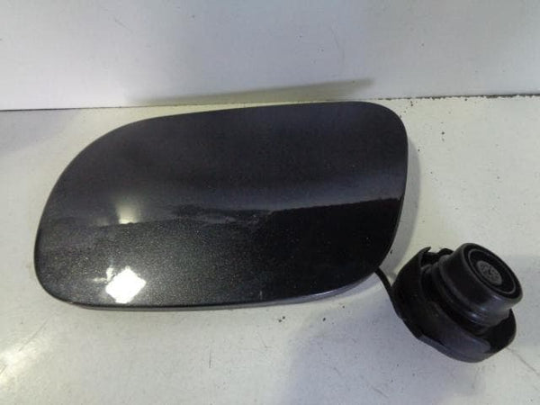 2003 - 2007 PORSCHE CAYENNE 955 FUEL FILLER FLAP AND CAP BASALT BLACK LC9Z