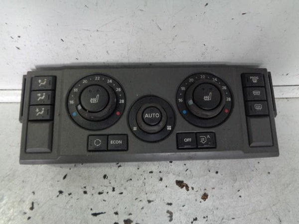 2004 - 2009 LAND ROVER DISCOVERY 3 HSE HEATER CONTROL PANEL XXX