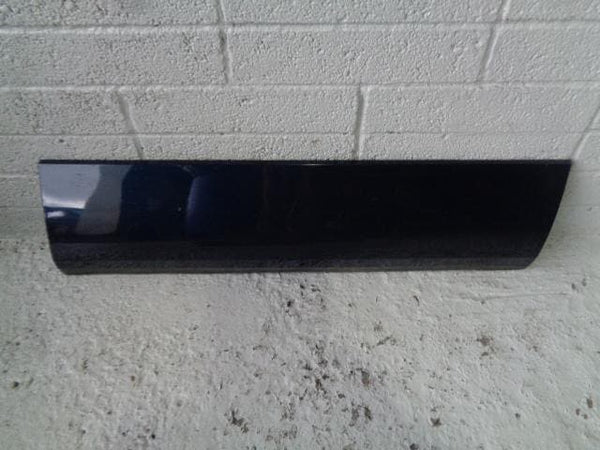 Range Rover L322 Door Trim Off Side Front Lower Blue (2002-2006) #11128