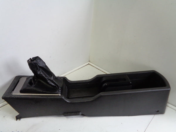 2001 - 2007 NISSAN X TRAIL T30 MANUAL CENTRE CONSOLE IN BLACK #2905