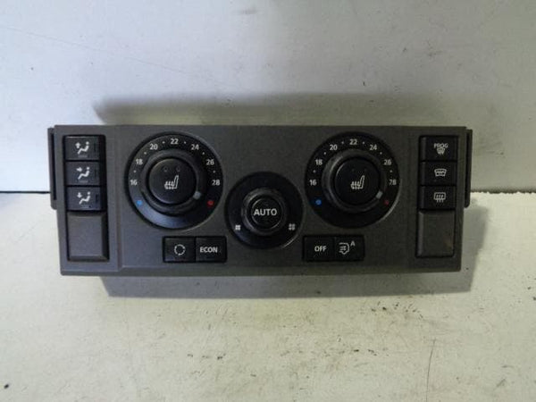 2004 - 2009 LAND ROVER DISCOVERY 3 HSE HEATER CONTROL PANEL JFC000687WUX #10108 XXX