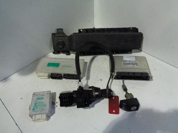 Range Rover ECU And Lock Set L322 4.4 V8 Land Rover (2002-2006) B09019 XXX