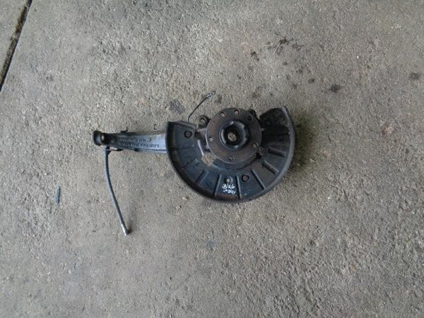 2003 - 2007 PORSCHE CAYENNE 955 OFF SIDE FRONT SUSPENSION HUB 7L0407258