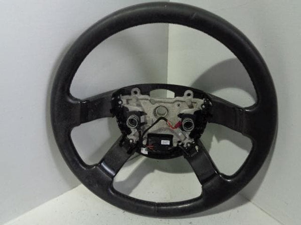 Range Rover L322 Steering Wheel Black Leather Heated 2002 to 2006 B28089 XXX