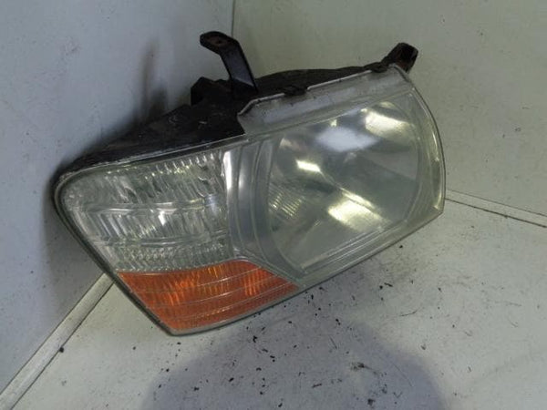 2003 - 2007 MITSUBISHI SHOGUN MK3 OFF SIDE HEADLIGHT HEAD LAMP FACELIFT