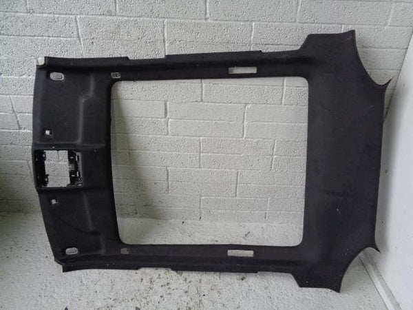 Land Rover Evoque Roof Head Liner Panoramic Roof Ebony Black #TLR XXX