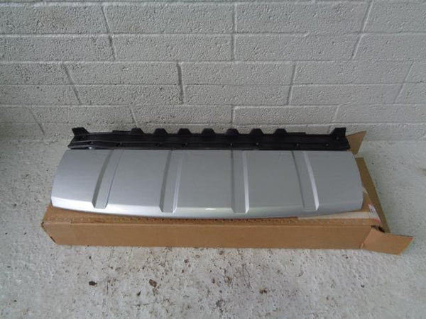 Range Rover L405 Bumper Lower Trim Tow Eye Cover Indus Silver #TLR XXX