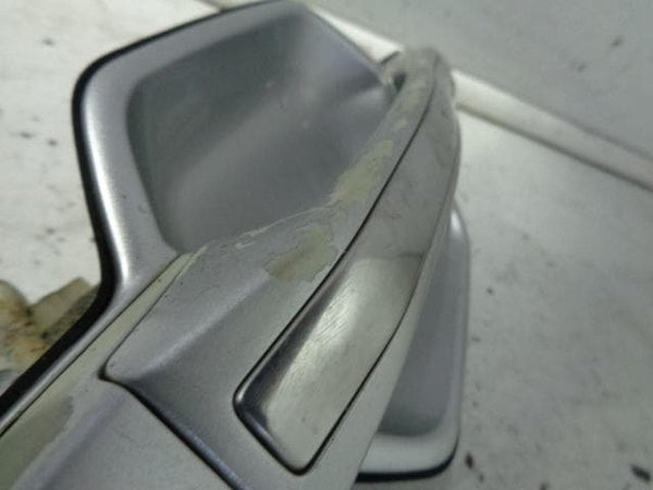 1999 - 2006 MITSUBISHI SHOGUN MK3 OFF SIDE REAR DOOR HANDLE SILVER #1912